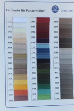 Reißverschluß endlos  - 48 verschiedene Farben 1a Qualität